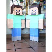 Steve Minecraft Piñata
