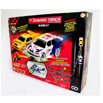 Pista De Carrera Dynamo Track Gt - Kreisel Con 2 Autos Nueva