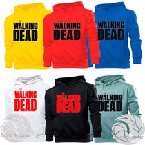 Blusa Moleton The Walking Dead A Melhor!
