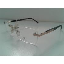 Armação Oculos Grau Bulget Bg1359 04c 54