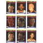 Cl27 Set 14 Barajitas Heroes De Portland 1992