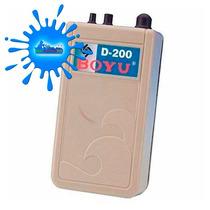 Compressor De Ar Boyu A Pilha D-200