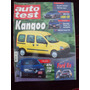 Auto Test 98 12/98 Renault Kangoo Alfa 156 Jtd Ford Ka