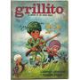Revista Grillito 4 Gordo Y El Flaco Cuchuflito Infantil ´66