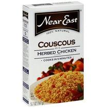 Oriente Próximo Con Hierbas Pollo Cuscús 5,7 Oz (paquete De