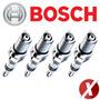 Jogo Vela Ignição Bosch Sp07 Saveiro I 1.6 75cv Alcool 1991