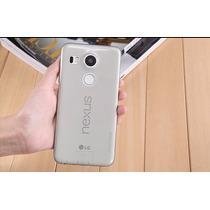 Funda Lg Nexus 5x Aqua Nillkin Nature +cristal Templado