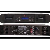 Planta Amplificador American Audio Vx 2500