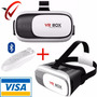 Lentes Realidad Virtual 3d Vr Box 2g + Control Bluetooth