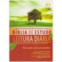 Bíblia De Estudo Leitura Diária + Cd Adoração - Avec 30 Anos