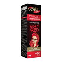 Tonalizantes Color Express Fun Salon Line Red ¿ Vermelho