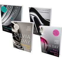 Coleção Série Crossfire - Silvia Day - 4 Livros