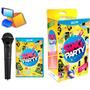 Juego Sing Party Microfono Nintendo Wii U Sellado 50 Cancion
