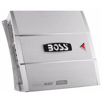Potencia Boss Ch4300 1200w 4 Canales Gtia Fact A O B
