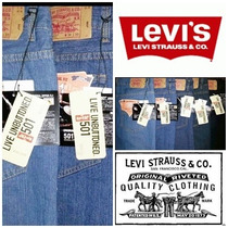 Oferta Jeans Levis 501 De Cierre Somos Tienda
