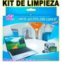 Kit De Limpieza Multi Uso P/ Laptop, Monitores Y Tv Lcd, Cel