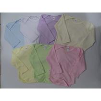 Body P/ Bebês Mangas Longa (kit C/ 5) `` Promoção ´´