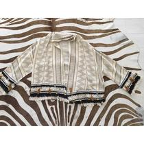 Saquito Hippie Importado Europa Zara