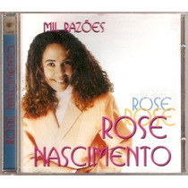 Cd Rose Nascimento - Mil Razões - Novo***