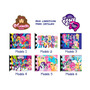 Mini Libretas De Notas Cotillon Equestria Girls Little Pony