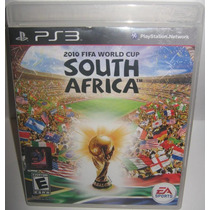 Ps3 2010 Fifa World Cup South Africa $199 Pesos - Seminuevo