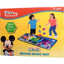 Tapete Piano Disney De Mickey Azul
