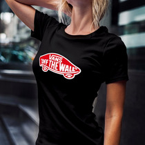 Playera Vans Of The Wall