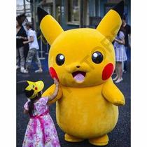 Pikachu Pokemon Botarga Original Alta Calidad + Envio Gratis