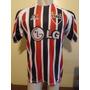 Camiseta Fútbol San Pablo Sao Paulo Brasil 2005 Topper #7