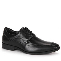 Sapato Social Conforto Masculino Democrata - Preto