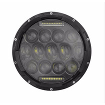 Faro Led 7 Phillips Jeep, Vocho, Clasicos, Camiones Zitroled