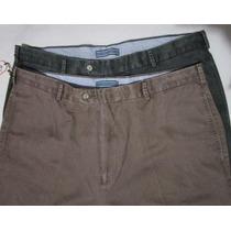 Pantalones Drill T/ 38 En 2 Colores Drill Algodon 95 Soles!