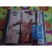 Tin Tan Cd Cancion De Sus Peliculas 1998 Nvo