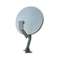 Antena Parabolica Fta 60 C/soporte Cinebox Globalsat Duosat