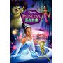 La Princesa Y El Sapo / Disney - Blu Ray