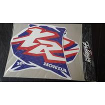 Calcos Honda Xr 250 - 600