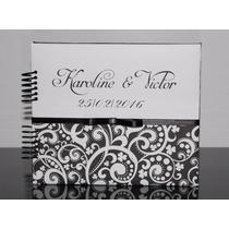 Álbum Fotos Scrapbook Livro Assinatura Namorados 11 Modelos