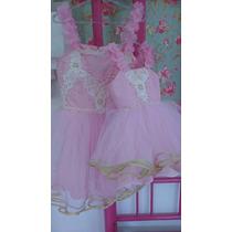 Fantasias Mãe E Filha - Vestidos De Bailarina