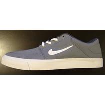 Zapatillas Nikee Sb Hombre Lona Skate Levhe Importados