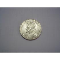Moneda De Panama De Plata 1 Balboa Año 1947
