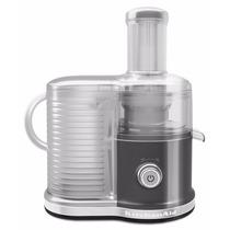 Extractor Kitchenaid Kvj0333qg Easy Clean Liquid Graphite
