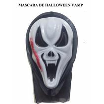 Mascara De Vampiro Dia De Muertos