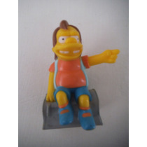 Nelson Los Simpsons Burger King