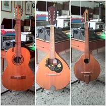 Instrumentos Musicales Guitarra Clasica Mandolina Y Cuatro
