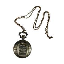 Reloj De Bolsillo El Extraño Mundo De Jack Incluye Bateria