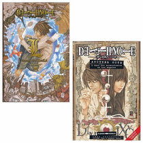 Death Note Another Note + Death Note L Change The World!