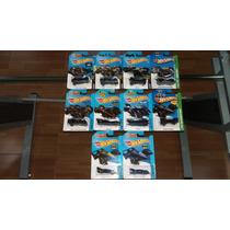 Hot Wheels Batman Batimovil Batmobile Set 10 Piezas Hw City