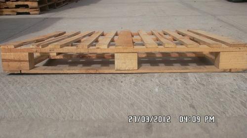 Tarima de madera para exportacion con certificado 100 - Tarimas de madera usadas ...