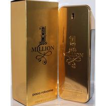 Perfume One Million 200 Ml Importado Paco Rabanne Barato
