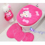 Kit De Baño Hello Kitty